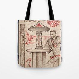 The Sword of Wiglaf Tote Bag