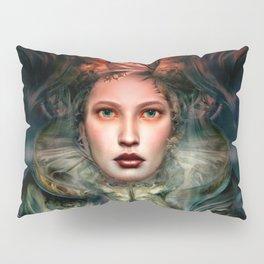 """""""Dream Winter, Spring Awakening"""" Pillow Sham"""