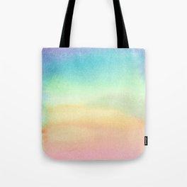 Pride Watercolor Wash Tote Bag