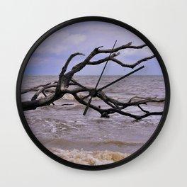 Drift wood 5 Wall Clock