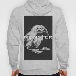 Lady Gaga's Portrait Monster Hoody