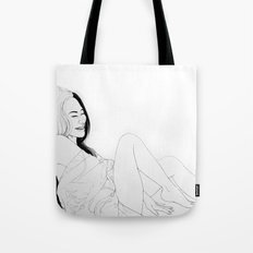 Happiness(illustration) Tote Bag