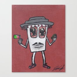 Mexican Coffee 1 Canvas Print