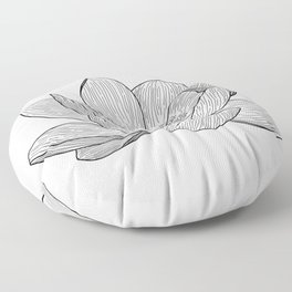 Lotus Floor Pillow