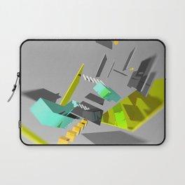 3D Abstract Art Piece Laptop Sleeve