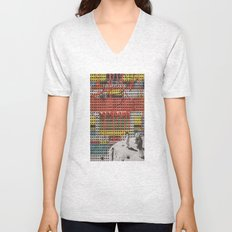 electric sheep Unisex V-Neck