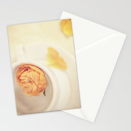 A cup of sweetness Stationery Cards