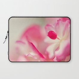 Begonia Gum Drop Laptop Sleeve
