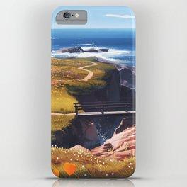 garrapata iPhone Case