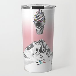 Domestic landscape Travel Mug