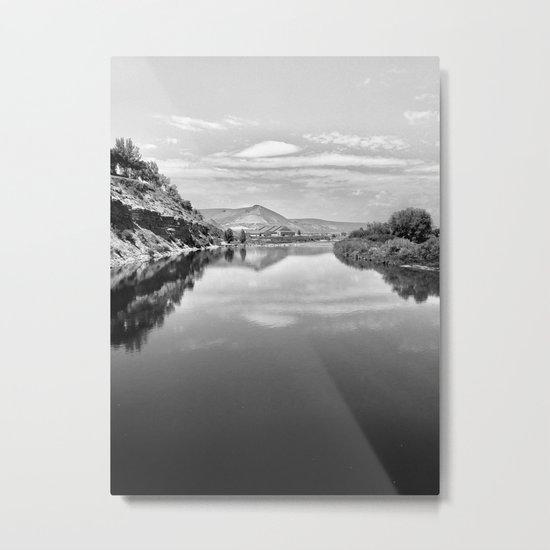 View From The Bridge Metal Print