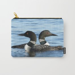 Loon love Carry-All Pouch
