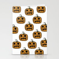 pumpkin Stationery Cards featuring Pumpkin by Michelle Wenz