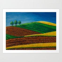 DoroT No. 0006 Art Print