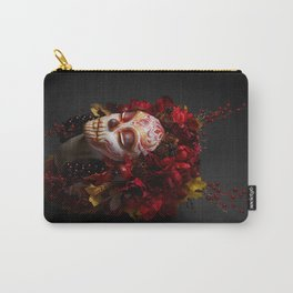 Crimson Havest Muertita Carry-All Pouch