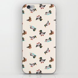 Mallard Duck iPhone Skin