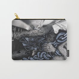 Psychoactive Bear 6 Carry-All Pouch