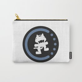 MonsterCat logo  Carry-All Pouch