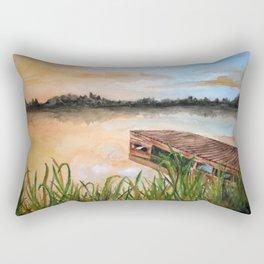 Summer Solstice Rectangular Pillow