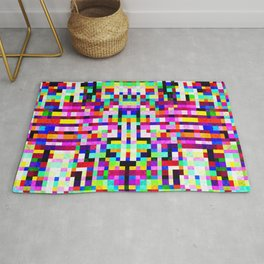 Free in the Grid Rug