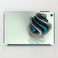 shell iPad Cases featuring Shell by CharismArt