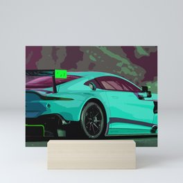 Vantage AMR Mini Art Print