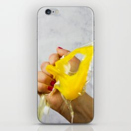 Destroyer of Eggs iPhone Skin