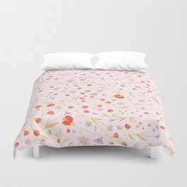 W/LDFLOWERS Duvet Cover