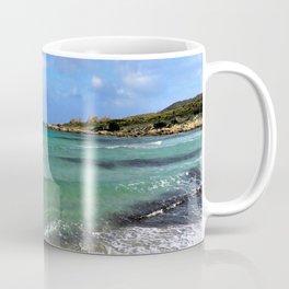 green seascape Coffee Mug