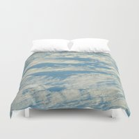 ice Duvet Covers featuring Ice by Platinepearl