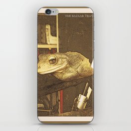 It's a Frog's Life iPhone Skin
