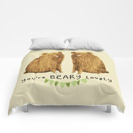 Beary Lovely Comforters