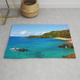 Waimea Bay ... By LadyShalene Rug