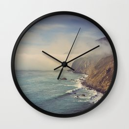 Big Sur Coast Wall Clock
