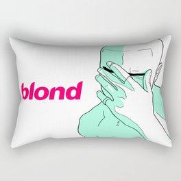 Blonde Rectangular Pillow