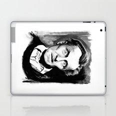 Keep Away From the Skull of Marquis De Sade Laptop & iPad Skin