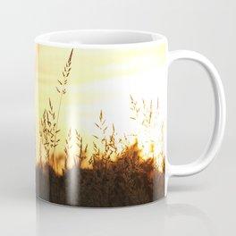 Sunset approaches Coffee Mug
