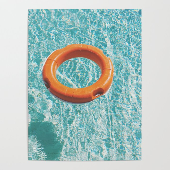 Swimming Pool III Poster by cassiabeck