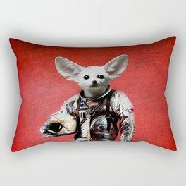 Space is calling Rectangular Pillow