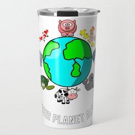 Animal's Planet Travel Mug