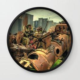Steam for Scrap Wall Clock