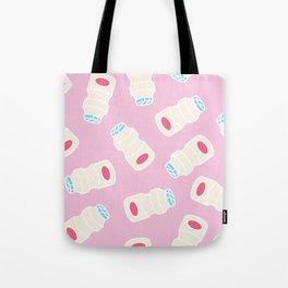 Yogurt Milk Tote Bag