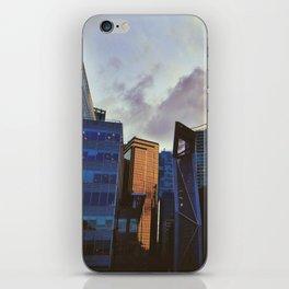 Skyscrapers iPhone Skin