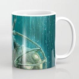 Bioshock Little Sister, Big Daddy Coffee Mug
