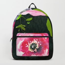 Flowers bouquet #52 Backpack