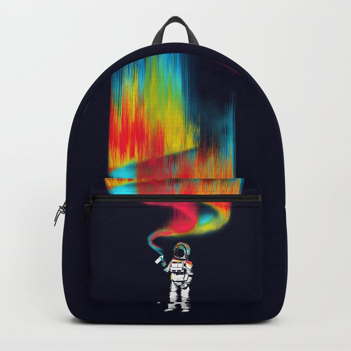Space vandal Backpack