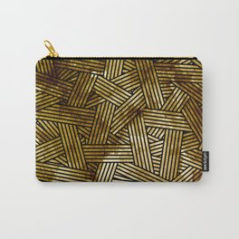 Abstract overlays Carry-All Pouch