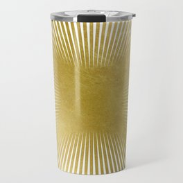 Converge Four Heavy Gold Travel Mug