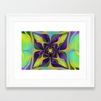 60s Framed Art Prints featuring 60s Reunion by Jim Pavelle