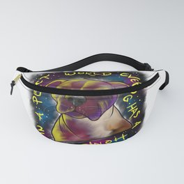 Every Dog Has A Home Pitbull Gift Pit Bull Lover Pitbulls Product Fanny Pack